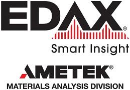 In partnership with Edax (Ametek)